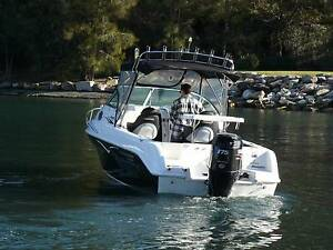 SALE- Rare Tournament Bluewater Gen 2 6.25m /175 Suzuki 4 Stroke! Dee Why Manly Area Preview