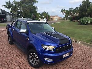 2016 FORD RANGER XLT 4X4 TURBO DIESEL Manual 30,111km great condition Southport Gold Coast City Preview