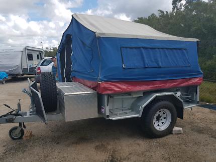 OFF Road MDC Camper Trailer Clayfield Brisbane North East Preview