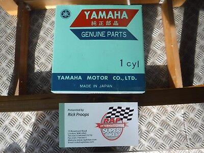 <em>YAMAHA</em> XT600Z TENERE PISTON RINGS STANDARD 34L 11610 00