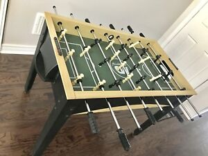 Foosball table for sale used