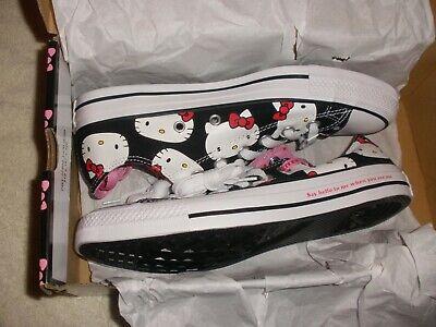 Men size 6.5 women 8.5 Converse Hello Kitty CTAS OX shoe 162947c