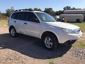 10,500 most sell 2012 Subaru Forester Wagon Millers Forest Maitland Area Preview