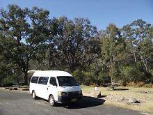 Toyota Hiace commuter campervan long wheel base 2.8 diesel hi top Sydney City Inner Sydney Preview