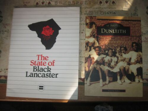 Two Black Americana Books, Delaware(Dunleith) & Pennsylvania(Summary of Study)