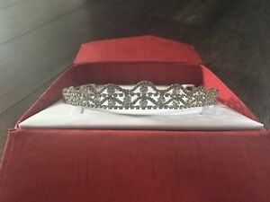 Princess wedding tiara