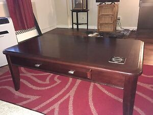 Coffee table with drawer REDUCED!!