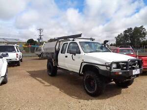 2003 Toyota Hilux Ute turbo extra cab 4x4 Mansfield Mansfield Area Preview