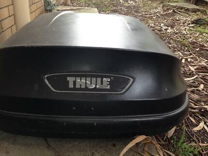 thule roof box gumtree australia free local classifieds. Black Bedroom Furniture Sets. Home Design Ideas