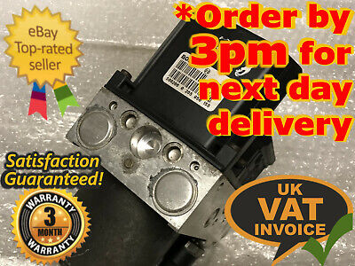 Ford Mondeo ABS Pump ECU Unit 4S71-2C405-AA 4S712C405AA 0265950155 0265225338