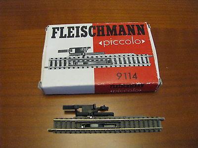 Hand-Entkupplungsgleis Spur N Fleischmann 9114 1 St