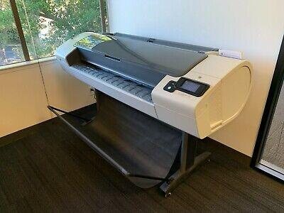 Hewlett Packard Hp Designjet T790 44 Postscript Plotter