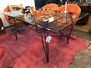 Vintage Ornate Wrought Iron Table  Osborne Park Stirling Area Preview