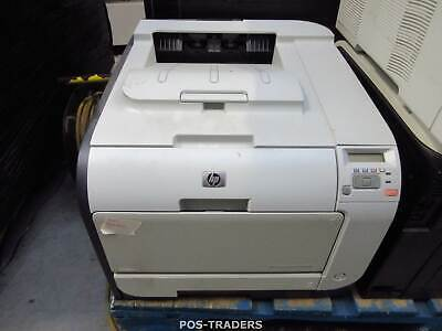 HP CP2025N A4 Colour Laser Printer CB494A 20ppm Color USB LAN - DOESN'T FEED