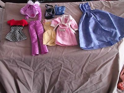 Mid to Late 90's Fashion Avenue for Barbie doll & Friends lot