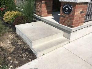 Precast Concrete Steps | Kijiji in Ontario  - Buy, Sell