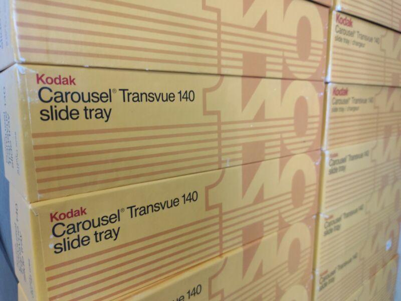 Kodak Carousel 140 Slide Trays