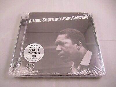 John Coltrane: A  Love Supreme SACD Stereo (2002) Impulse NEW