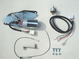 1956 ford f100 parts 1956 56 ford f 100 f 250 truck 12 v wiper motor kit f 100