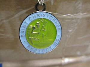 Surfer St Christopher Medal Ebay