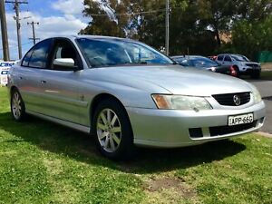 2003 Holden Commodore VY SILVER ANNIVERSARY 3.8 Auto Sedan Warranty  Leumeah Campbelltown Area Preview
