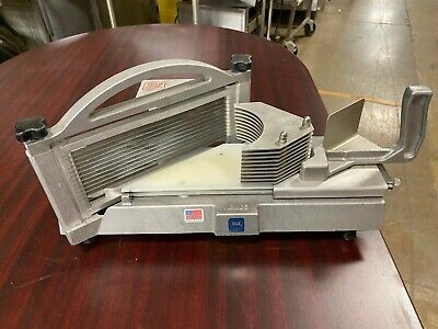 Nemco 56600-2 Easy Tomato Slicer Ii 14 In Tomato Cutter With Table Stop
