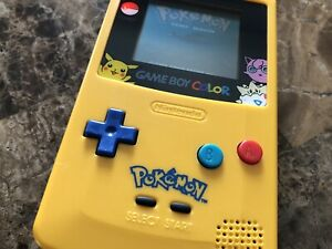 Pokémon GameBoy Color