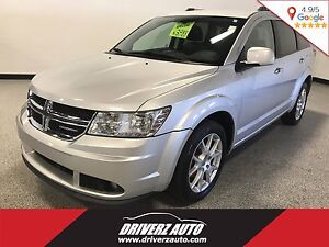 2011 Dodge Journey R/T 7 SEATER, AWD, HEATED SEATS