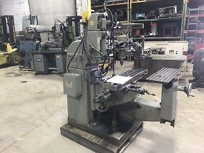 Gorton Deluxe 3 D Pantograph Copy Milling Machine