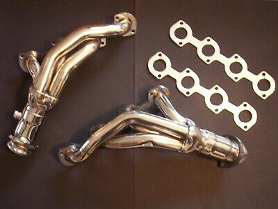 Mercedes SL R 129  500 V8 Stainlees Steel Header Collektor  New Neu Germany