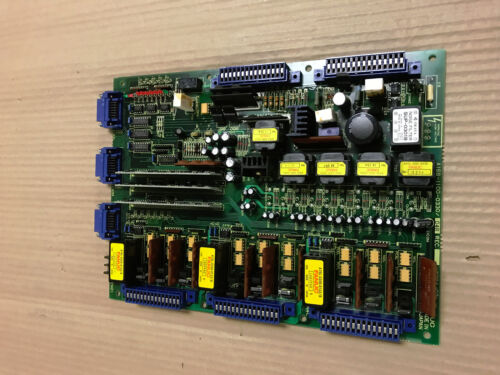 Fanuc a16b-1100-0330 servo amplifier board KMGM