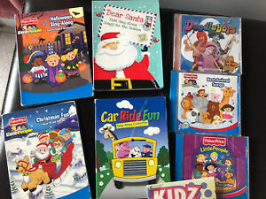 Children CDs Various Holidays Little People Doodlebops