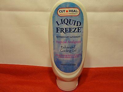 CUT HEAL Liquid Freeze Topical Analgesic Enhanced Cooling Gel Joint (Cut Heal Liquid)