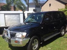 Mitsubishi Pajero 2005 Np  diesel Shellharbour Shellharbour Area Preview