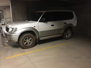 2000 Toyota LandCruiser Wagon Yarrawonga Palmerston Area Preview