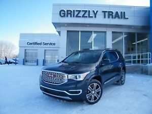 2018 GMC Acadia Denali SKYSCAPE DUAL PANEL SUNROOF!!!