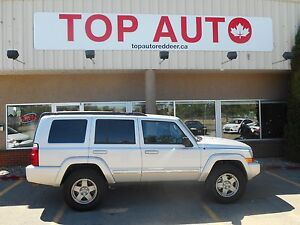 2010 Jeep Commander Sport 7 SEATER!!