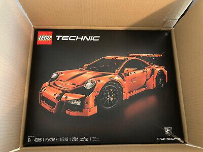 RARE LEGO Technic Porsche 911 GT3 RS (42056) - SEALED