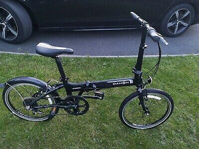 Dahon Vitesse D8 Folding Bike - Excellent used Condition