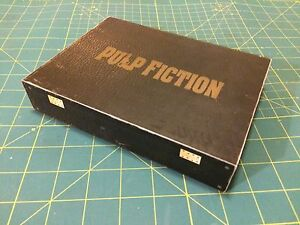 Pulp Fiction Blu-ray: Limited Edition Collectors Briefcase Abbotsford Yarra Area Preview