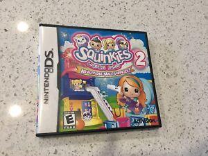 Nintendo DS Squinkies 2