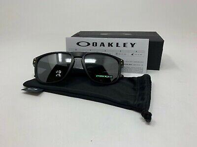 NEW IN BOX Oakley Holbrook R sunglasses Matte Black Prizm Polarized 9377-0955
