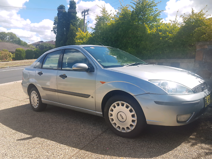 FORD FOCUS 2004 AUTOMATIC