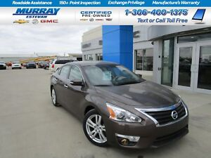 2015 Nissan Altima 3.5 SL *Leather! *Pr Moon! *New Rubber! *Clea