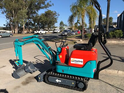 Mini Diggers, DIY, Dry Hire Rental from $160.00 per day