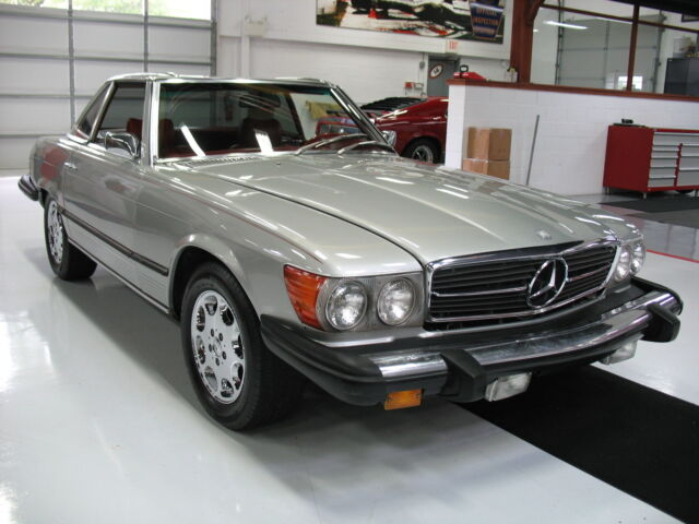 Mercedes-Benz : SL-Class 1972 MERCEDES BENZ 350SL (450SL) 4.5L V8 REMOVABLE HARDTOP COLLECTORS CAR