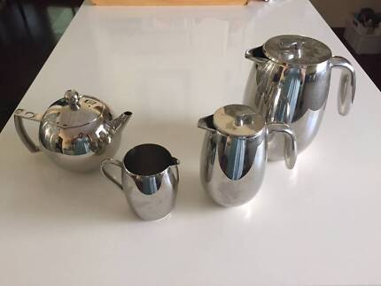 Coffee Plungers Tea Pot Set