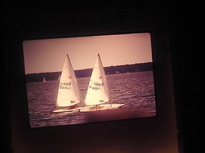 Photo slide New York Orient Sail Boat Race Yacht Club tourist vacation people