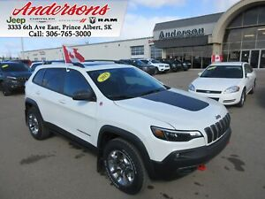 2019 Jeep Cherokee Trailhawk *Nav/SafetyTec Group*