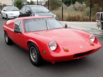 1971 Lotus Europa TRACK CAR  *** GREAT VALUE $17,900 *** Footscray Maribyrnong Area Preview